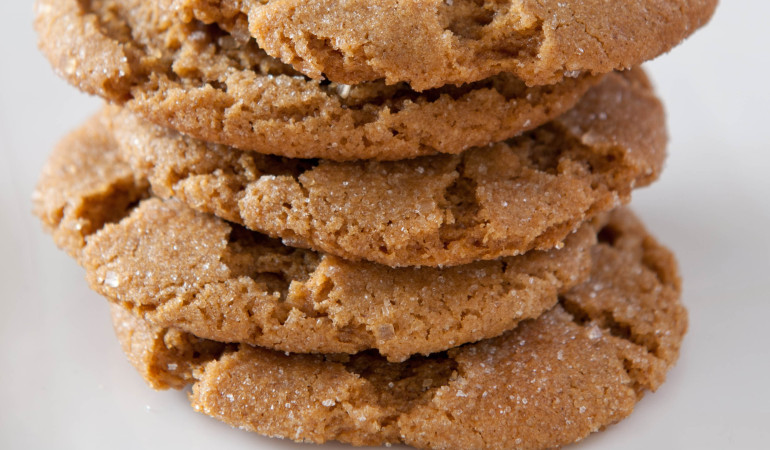 Olde Fashioned Gingersnaps